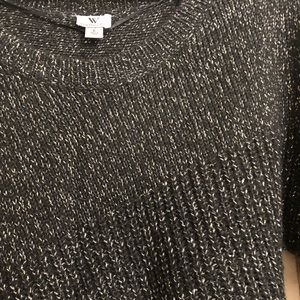 Worthington Sweaters - 🎀2 for $15 🎀 Black Sparkly Sweater